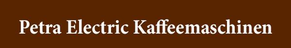 Petra Electric Kaffeemaschinen