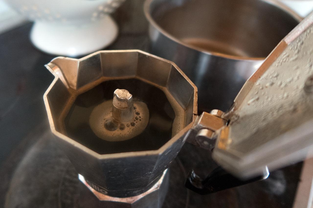 Espressokocher und Espressomaschinen