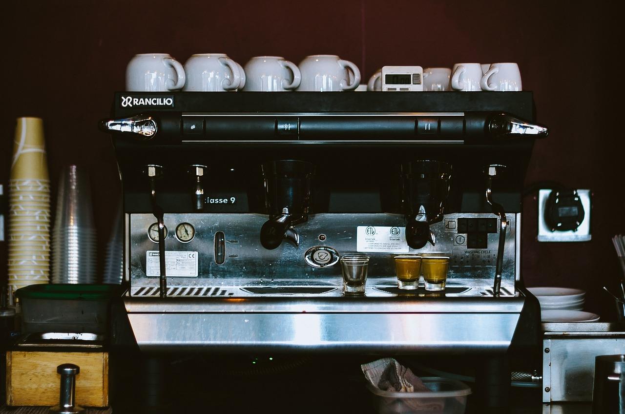 Kaffeemaschine - Pad-, Kapsel-, Filter-, Espressomaschine