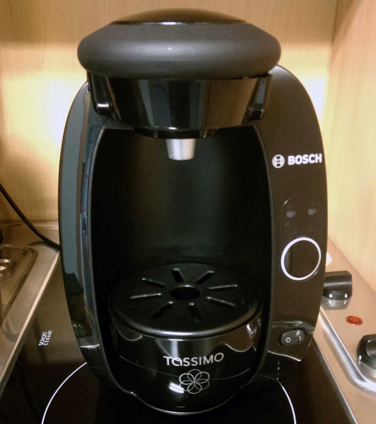 Kaffeekapselmaschine Bosch Tassimo